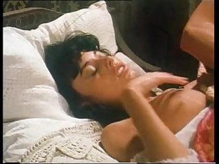 Vintage porn with Venere Bianca pornstar in a lesbian sex scene