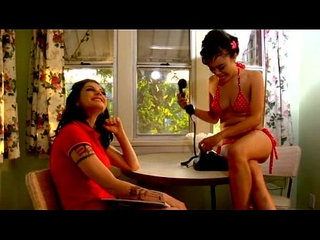 Hot lesbian friends make love by achilles