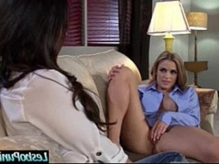 Hot Lesbo Girl Get A Hard Punishment From Mean Lez clip
